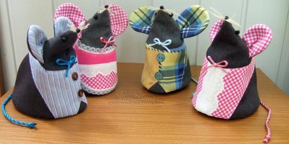 Увеличим поголовье мышей в своем доме!